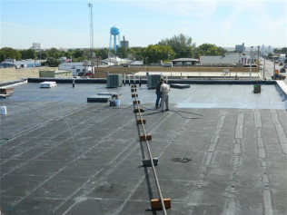 Flat Roofing Contractor in Hot Springs and Kalispell MT