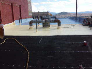 Roof Repair in Hot Springs and Kalispell MT