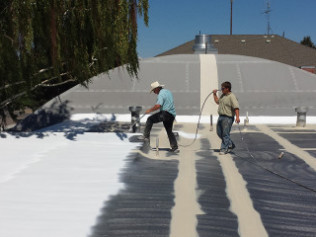 Commercial Roofer in Hot Springs and Kalispell MT