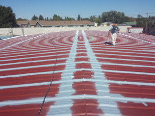 Metal Roof Repair in Hot Springs and Kalispell MT