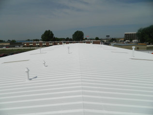 Rubber Roof Coatings in Hot Springs and Kalispell MT